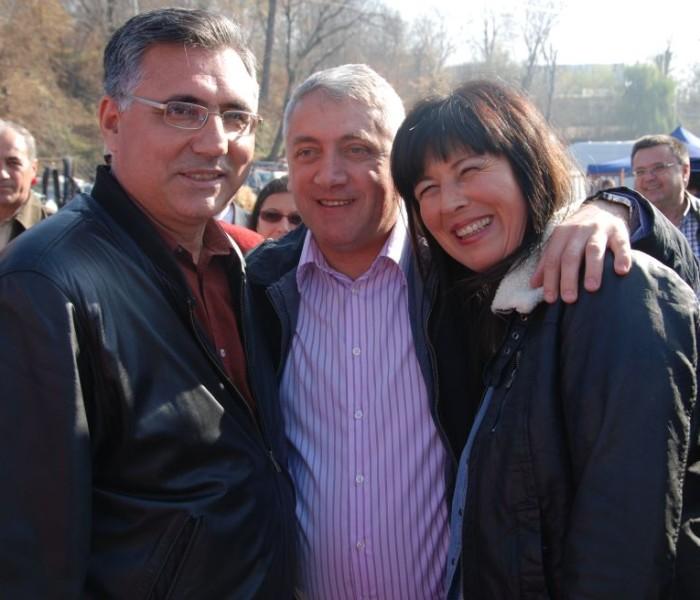 Adrian Ţuţuianu (preşedinte PSD Dâmboviţa): Ultimii doi veniţi (referindu-se la primarii de la Fieni şi Bezdead)
