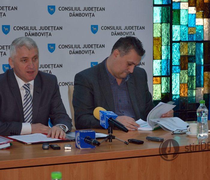 Reacţia CJ Dâmboviţa, după ce Ţuţuianu a spus că spitalul judeţean are nevoie de aparatură, dezinfectanţi, măşti: Să meargă să facă voluntariat la Secţia Infecţioase