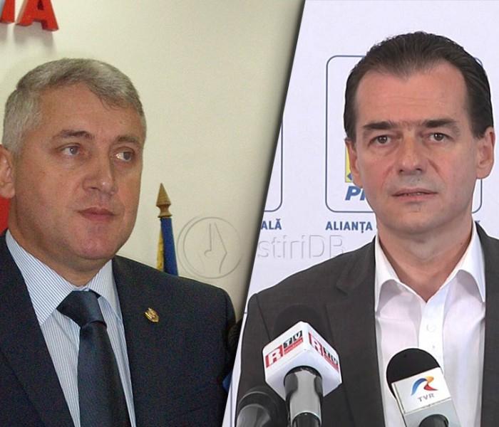 Ludovic Orban (PNL): Ţuţuianu, în nebunia lui, nu ştie să gestioneze puterea (audio)