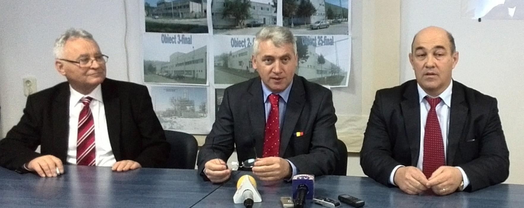 Autorităţile judeţene vor să extindă Parcul Industrial Moreni cu 22 de hectare (video)