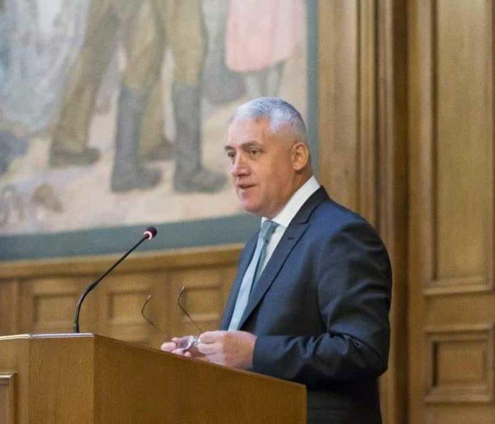 Adrian Ţuţuianu: Mă aşteptam la conducerea CJ Dâmboviţa să facă testare Covid-19 în judeţ pe banii consiliului