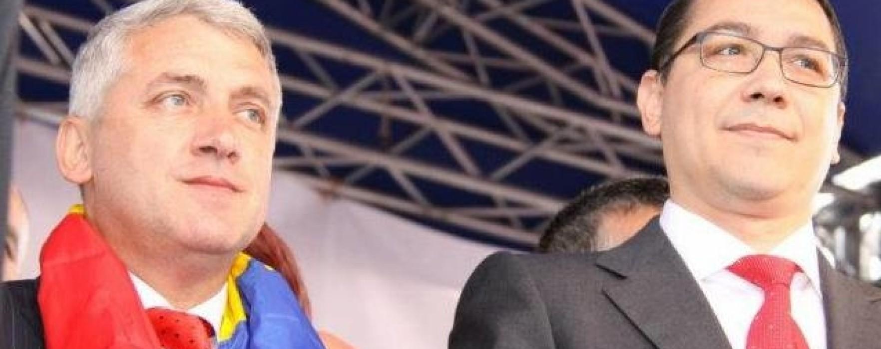 Ponta: La Dâmboviţa suntem în direcţia bună, rezultatul din 2012 nu a fost o întâmplare