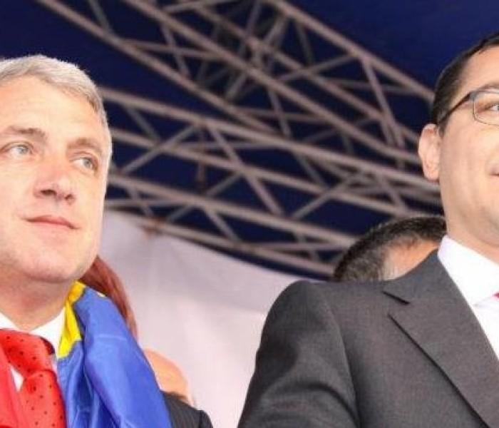 Senatorul Adrian Ţuţuianu şi-a anunţat, la Bacău, înscrierea în Pro România
