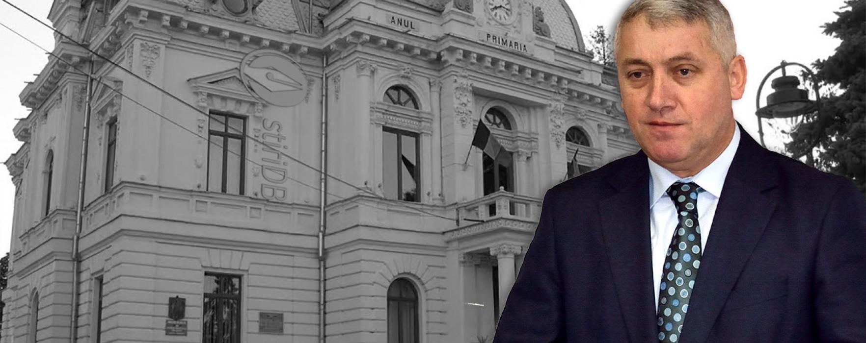 Adrian Ţuţuianu: Municipiul Târgovişte este necondus (audio)