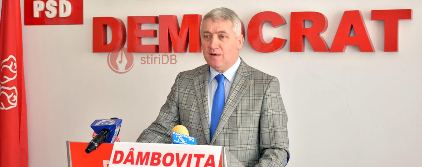 Adrian Ţuţuianu: Mi-am depus candidatura pentru funcţia de vicepreşedinte al PSD pe regiunea sud Muntenia
