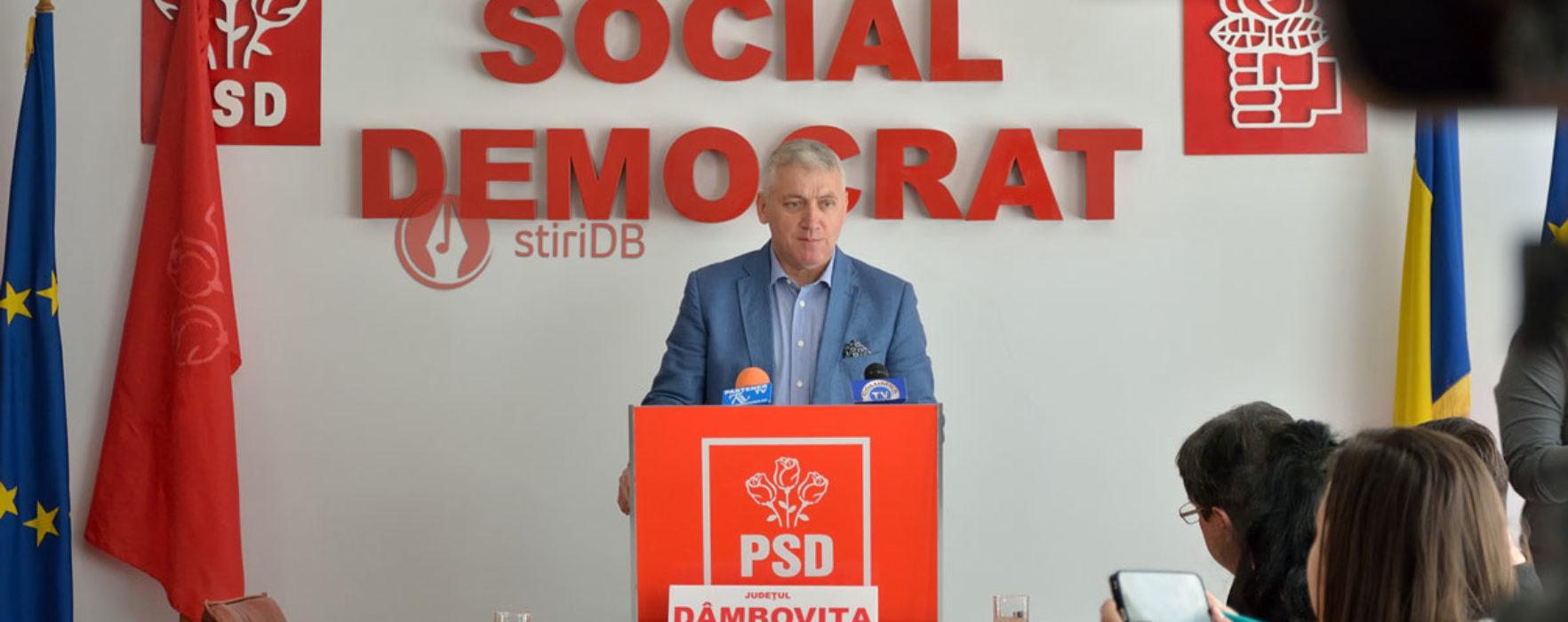 Adrian Ţuţuianu, despre o eventuală candidatură în conducerea centrală a PSD: Nu m-am decis