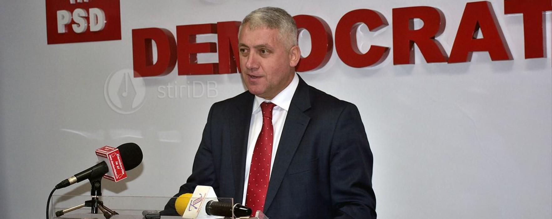 Dâmboviţa: PSD a anunţat care va fi conducerea CJ şi numele viceprimarilor Târgoviştei