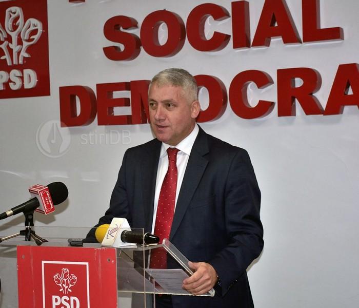 Adrian Ţuţuianu (PSD): Graţierea nu şterge fapta din cazier