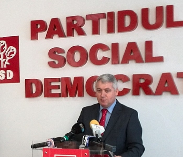 Adrian Ţuţuianu (PSD) despre PMP: Nu poţi să vorbeşti de o forţă politică nouă cu cei care au nenorocit România