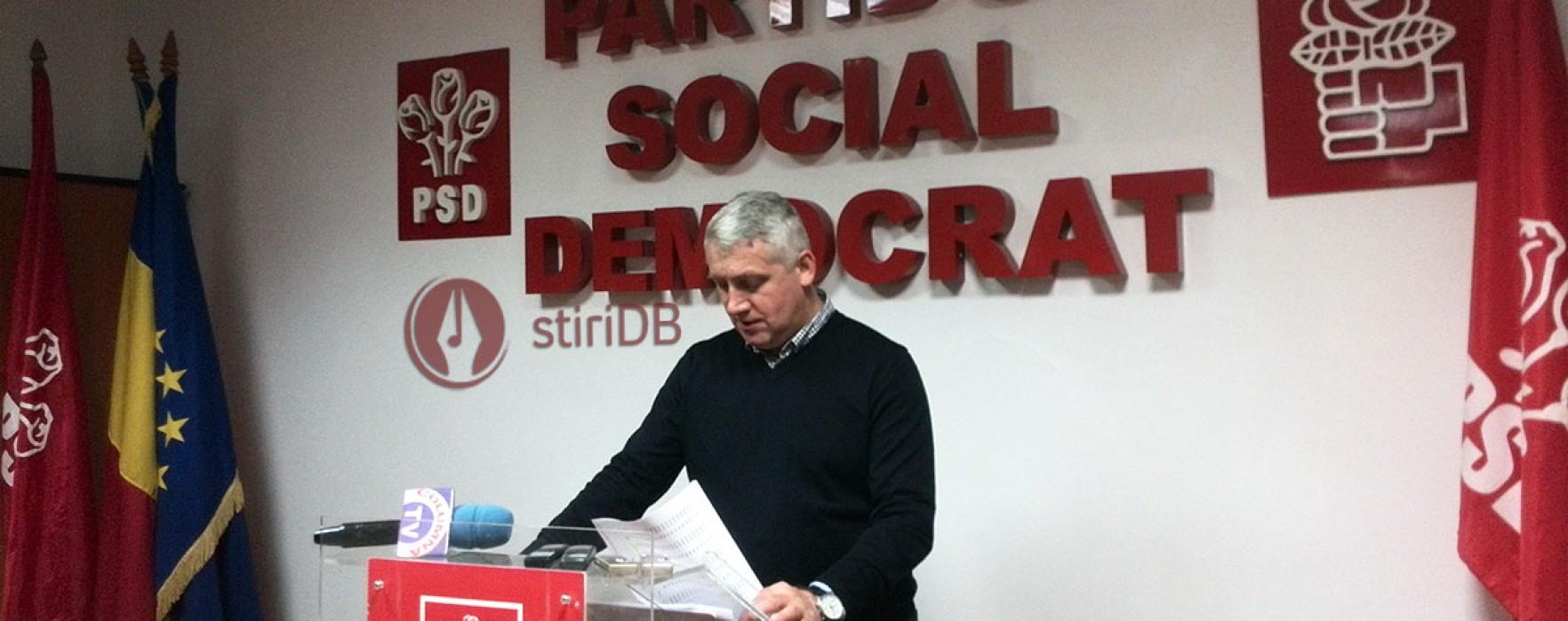 Dâmboviţa: PSD pe primul loc în toate localităţile, cu o excepţie