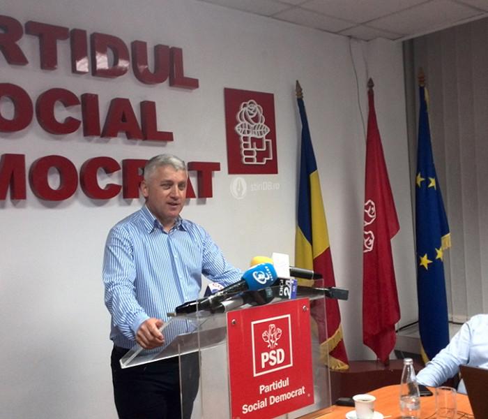 Centralizare PSD, în Dâmboviţa: PSD 49,27%, PDL 13,8%, PNL 9,26%