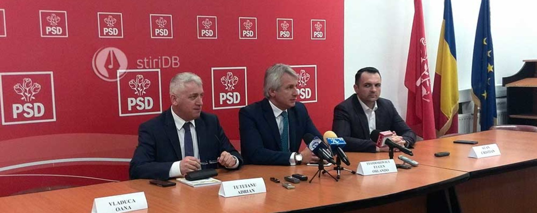 Eugen Teodorovici, la Târgovişte: Formularele online se depun la etajul 2, nu era o glumă, ci realitate; nu mi-a venit să cred