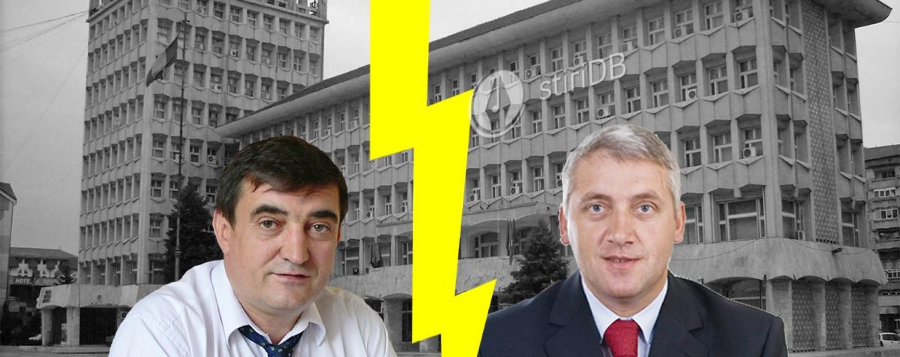 PNL Dâmboviţa solicită scuze publice de la preşedintele CJD, Adrian Ţuţuianu