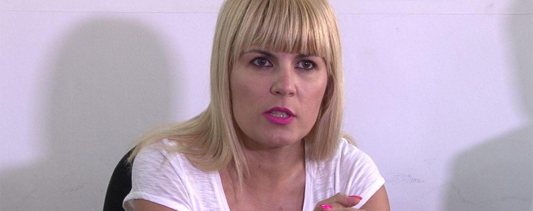 Elena Udrea vine sâmbătă la Târgovişte