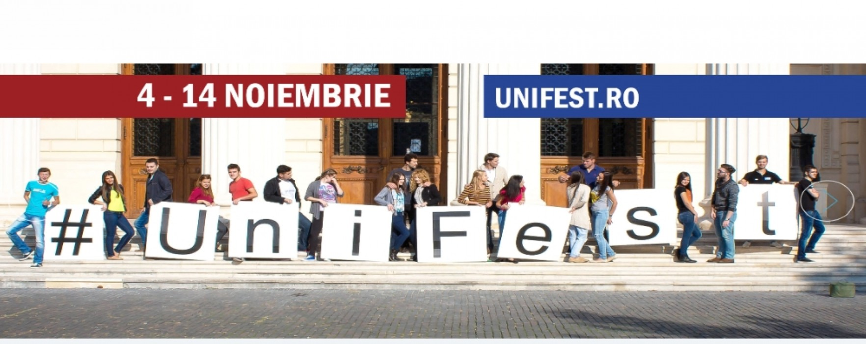 Festivalul studenţesc UniFEST începe marţi la Târgoviște