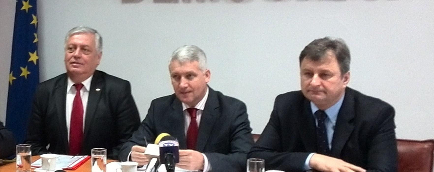 S-a semnat protocolul USD în Dâmboviţa