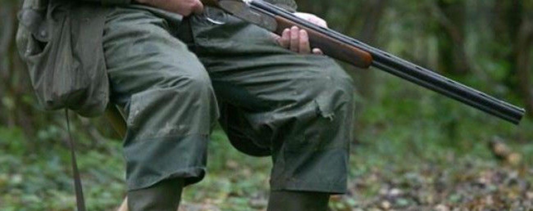 Dâmboviţa: S-a împuşcat accidental în timp ce îşi curăţa arma