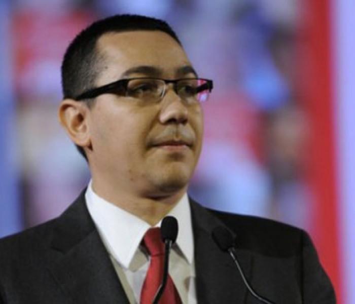Premierul Victor Ponta, prezent la ianugurarea lucrărilor de la Spitalul Judeţean Târgovişte, pe 29 noiembrie