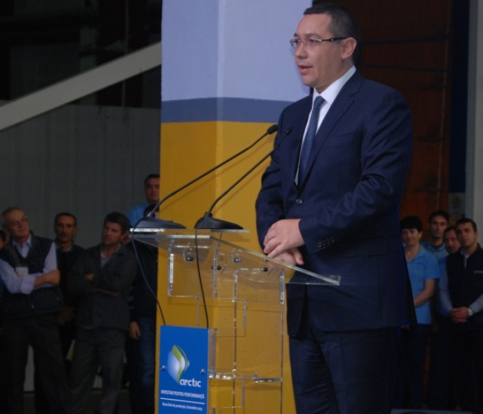 Victor Ponta: Drumul naţional Bâldana-Titu-Găeşti va fi modernizat
