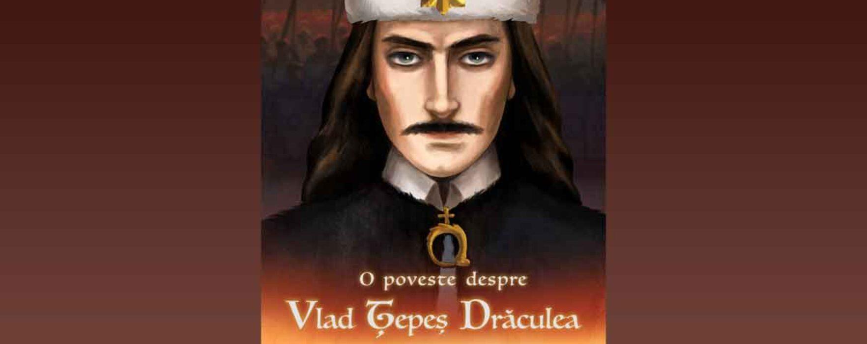 """""""O poveste despre Vlad Țepeș Drăculea"""" – desene animate, la Curtea Domnească pe 4 septembrie 2021"""
