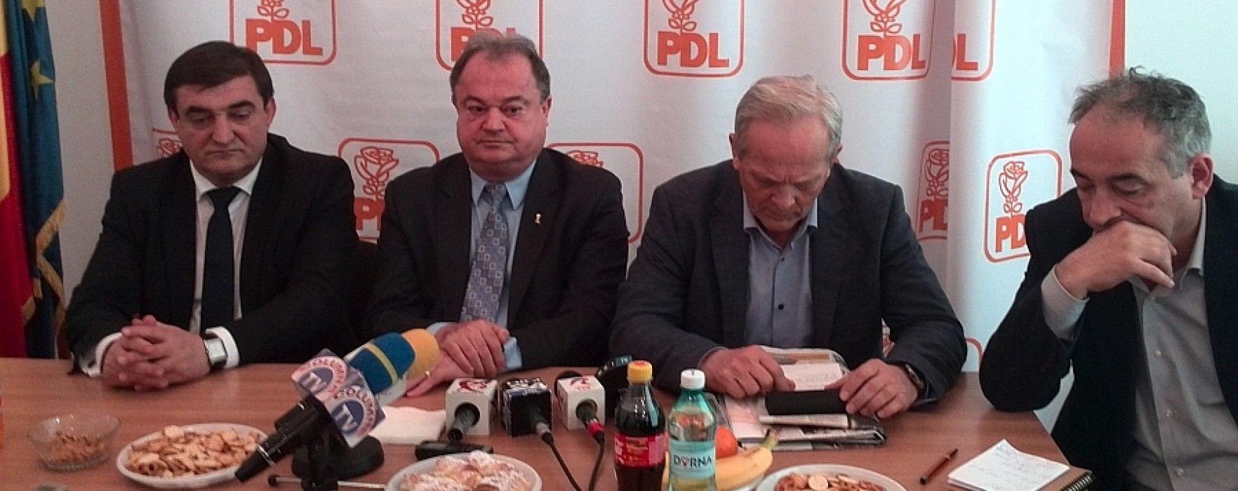 Vasile Blaga: Florin Popescu a lăsat datorii mari la PDL