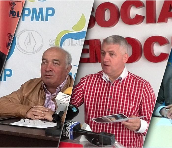 Consecinţele europarlamentarelor pentru partidele din Dâmboviţa