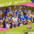 Volei feminin: CSM Târgovişte s-a calificat fără emoţii în optimile Cupei Challenge