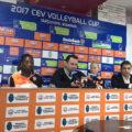 Dragan Nesic, antrenor volei feminin CSM Târgovişte: Echipa va face totul pentru calificarea în CEV Cup