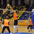Volei feminin: Victorie clară în deplasare pentru CSM Târgovişte în Divizia A1