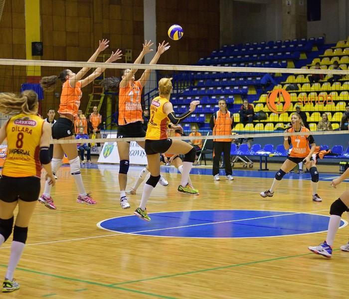 Volei feminin: CSM Târgovişte şi CSM Volei Alba Blaj, în finala Cupei României