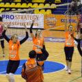 Volei feminin: CSM Târgovişte – Ştiinţa Bacău 3-2, în Divizia A1
