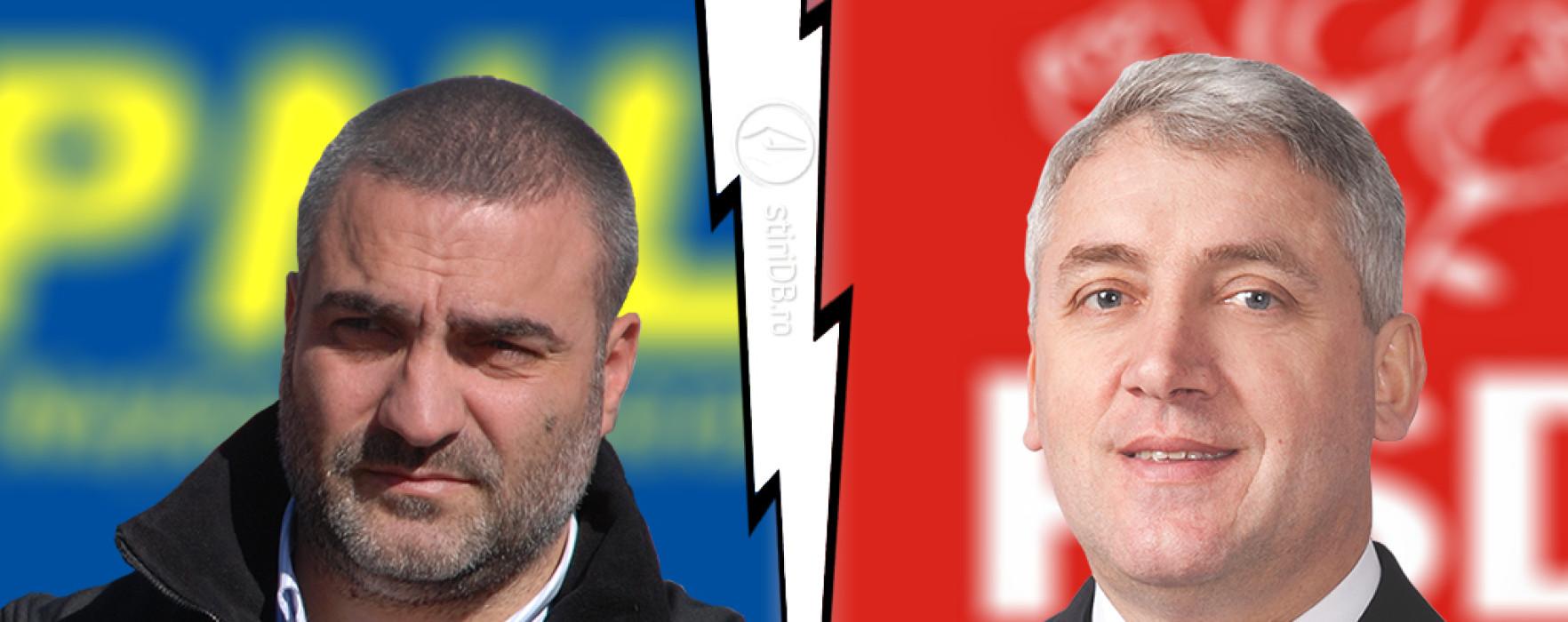 Adrian Ţuţuianu: Volintiru (PNL) e mai rău decât Florin Popescu, e un derbedeu, un venetic, paraşutat de la Bucureşti (audio)