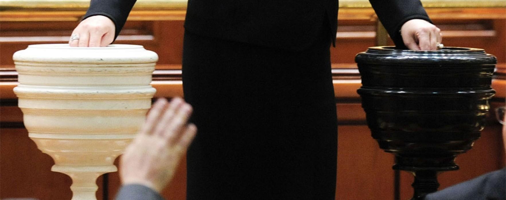 Vezi care sunt parlamentarii PSD de Dâmboviţa care au votat pentru reţinerea lui Şova