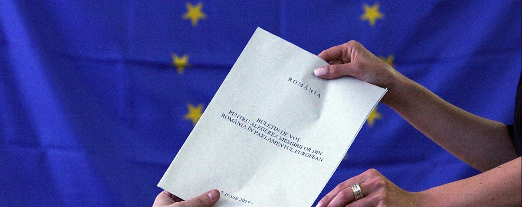Opt dâmbovițeni, candidați la europarlamentare