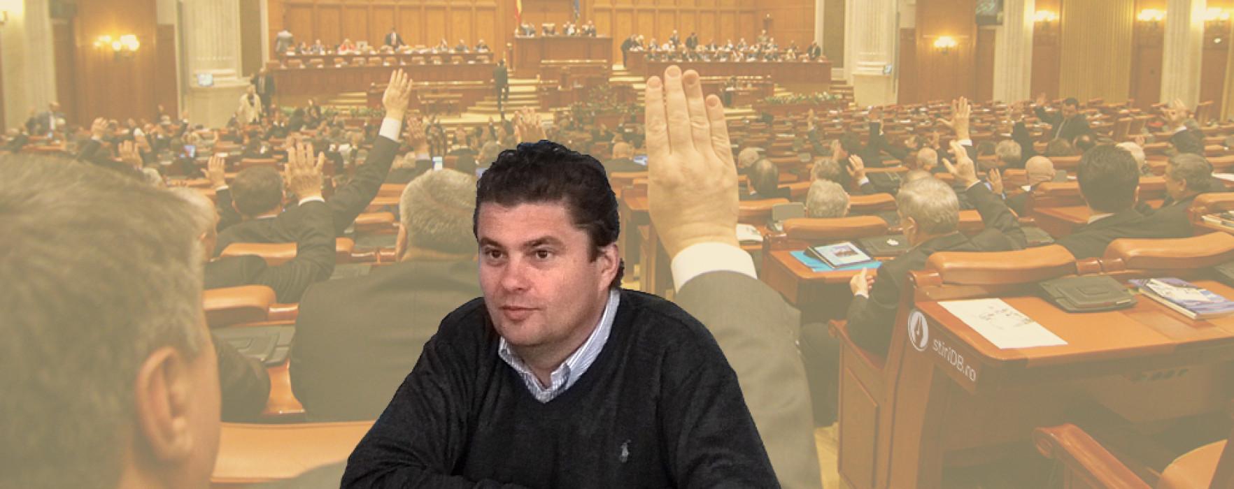 Votul privind arestarea lui Florin Popescu, amânat din lipsă de cvorum; declaraţii Popescu (audio)