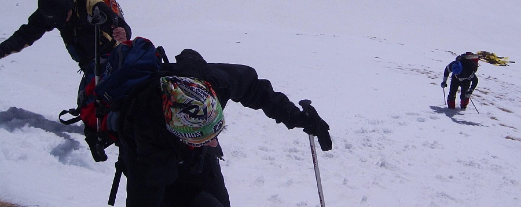 Câştigătorii concursului Bucegi Winter Race 2014