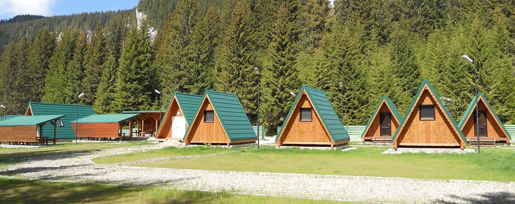 Campingul Zănoaga – Să evadăm în natură!