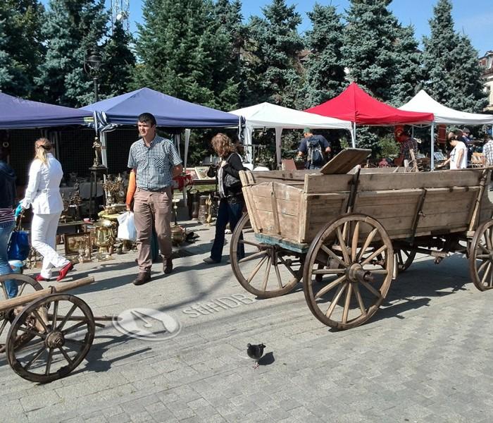 Au început Zilele Cetăţii Târgovişte