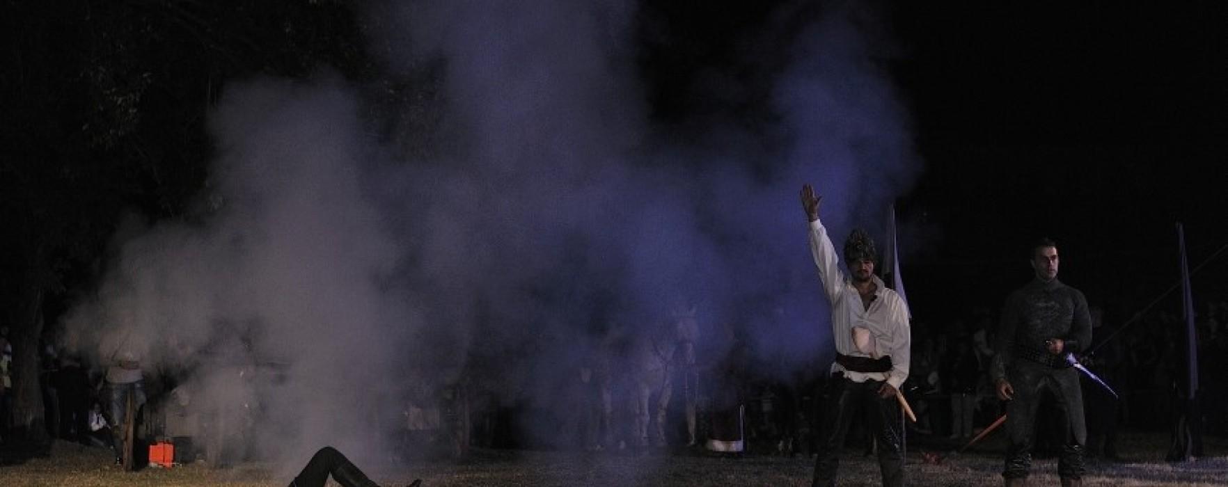 Festival Dracula, la Curtea Domnească Târgovişte