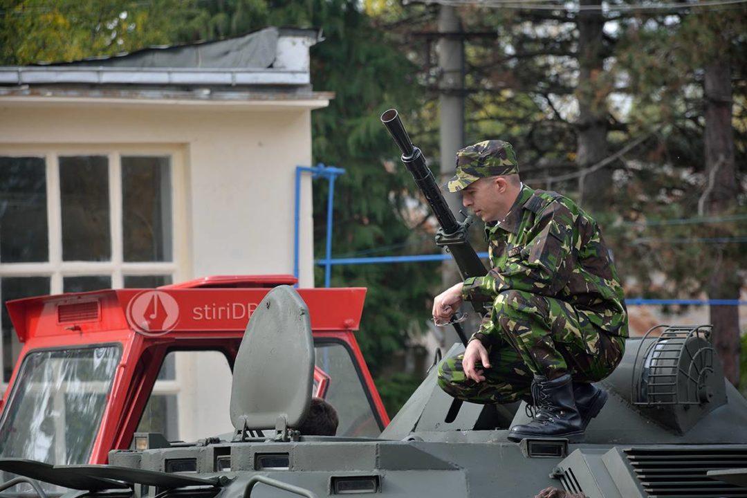 Mihai Fifor, ministrul Apărării: La Târgovişte se va înfiinţa un liceu militar